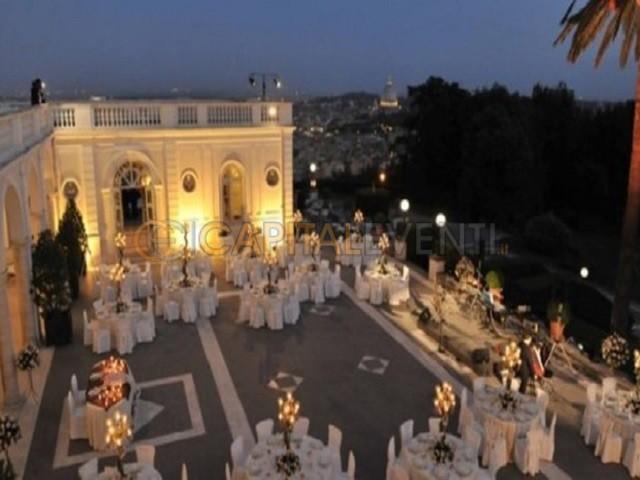 Villa Miani Roma 1