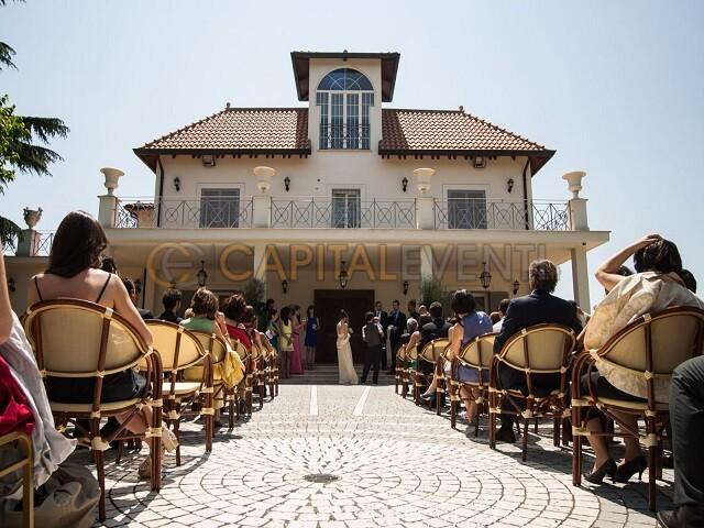 Villa Strampelli Roma 2