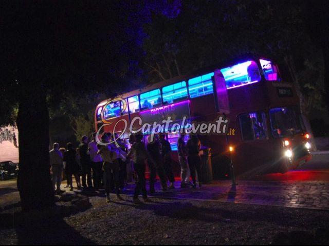 Festa Bus Inglese Roma 1