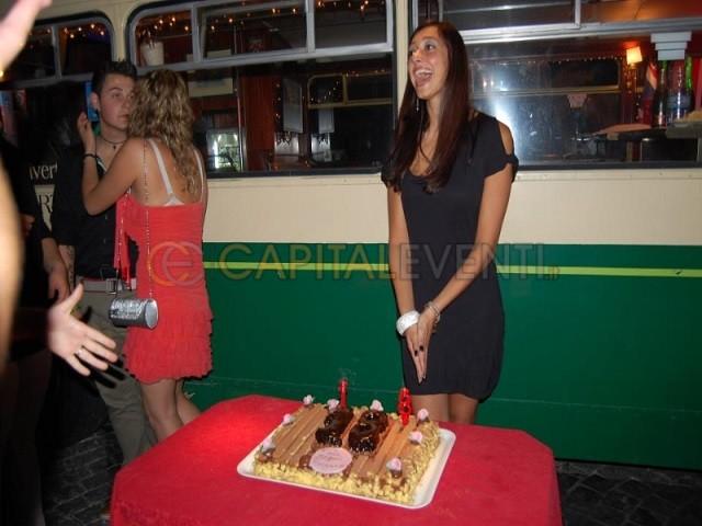 Festa in bus Inglese Roma 8
