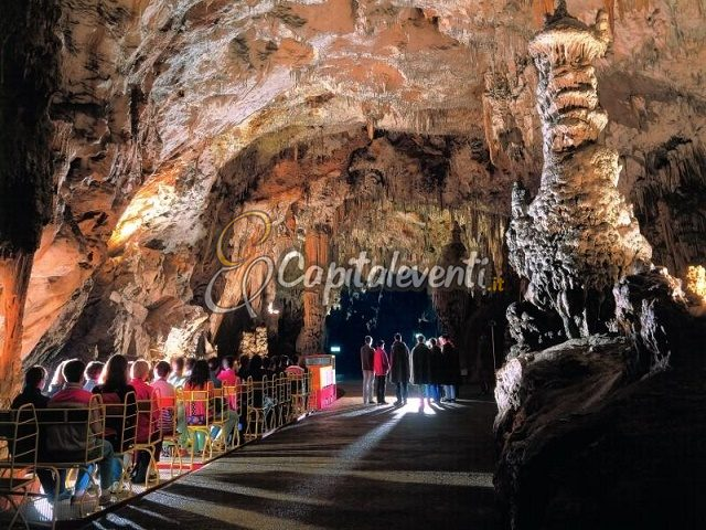 Grotte per feste Roma 3