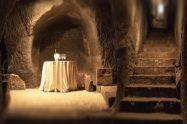 Grotte per feste Appia Antica