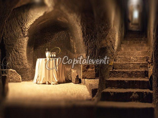 Grotte per feste Roma 6