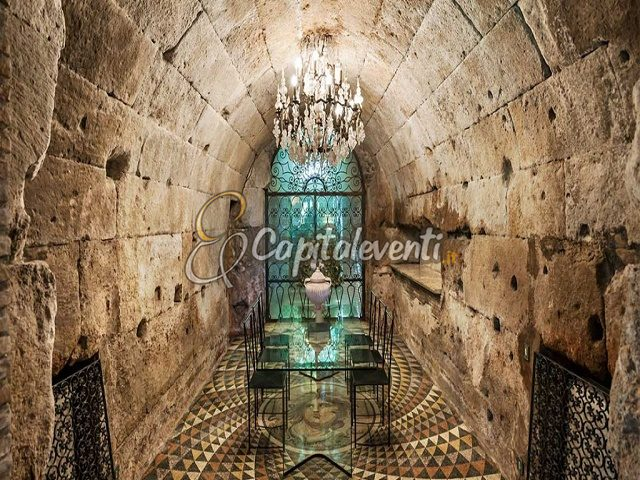 Grotte per feste Roma 7