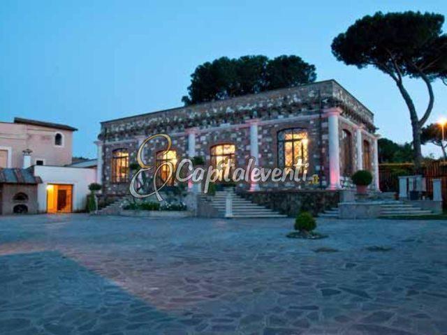 Villa dei Cesari Roma 1