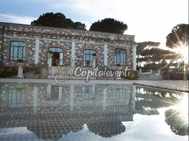 Villa dei Cesari Roma 4