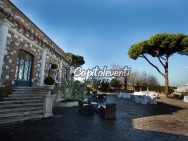 Villa dei Cesari Roma 8