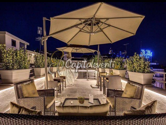 Terrazza Hotel 87 Roma 1