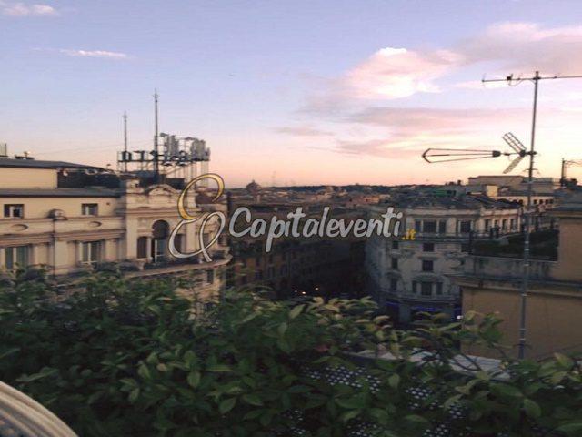 Terrazza Hotel 87 Roma 2