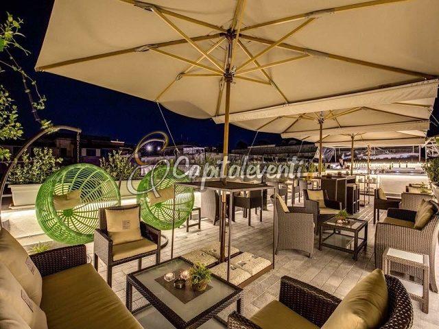 Terrazza Hotel 87 Roma 5