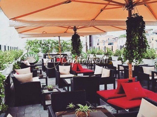 Terrazza Hotel 87 Roma 6