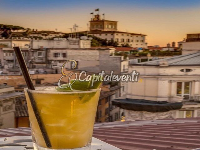 Terrazza Hotel 87 Roma 8