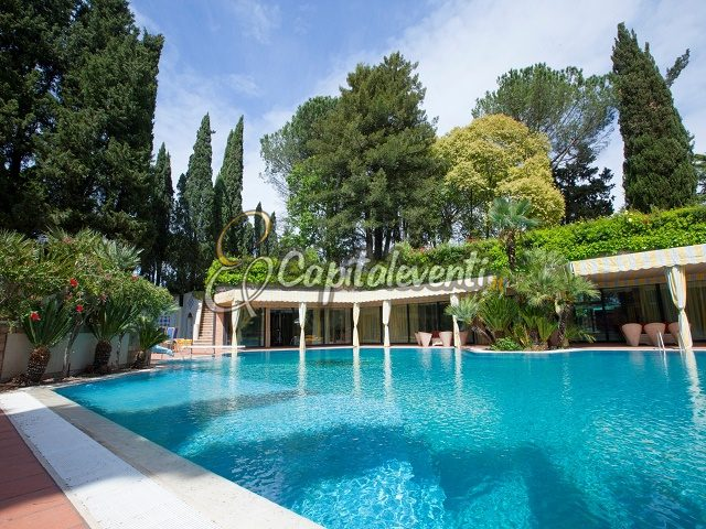 Villa Veientana Roma 6
