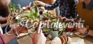 Social Eating Per Il Tuo Evento