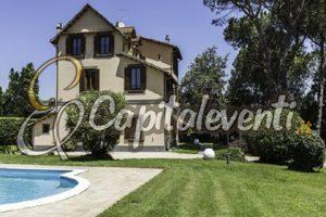 Villa Gabrimo Roma 11