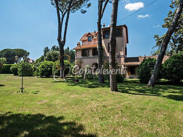 Villa Gabrimo Roma 2