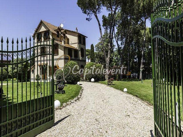 Villa Gabrimo Roma 9