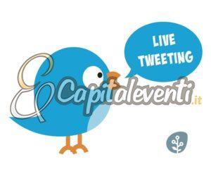 Live Tweeting Per Eventi