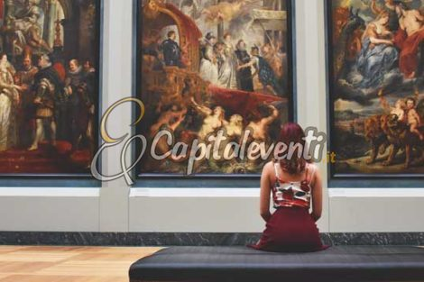 Come organizzare una mostra d'arte