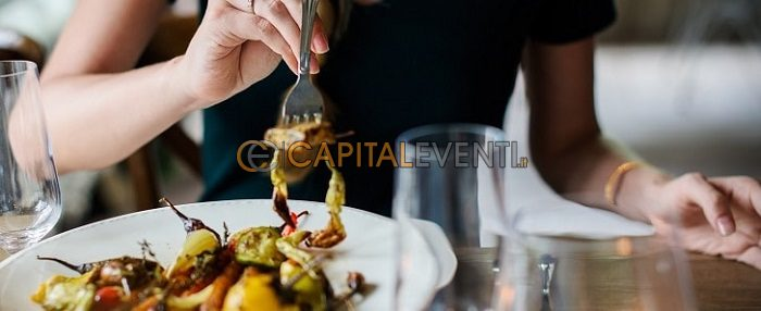 Offrire buon cibo ad un meeting