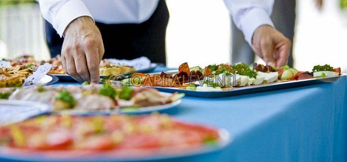 Attività di servizio catering