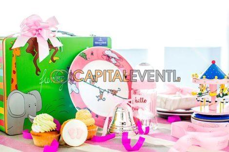 Organizzare una festa di nascita a Roma