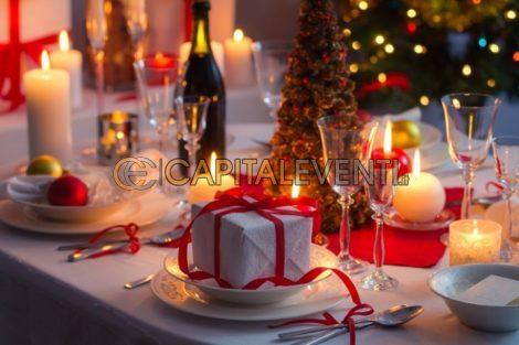 Organizzare una cena aziendale di Natale