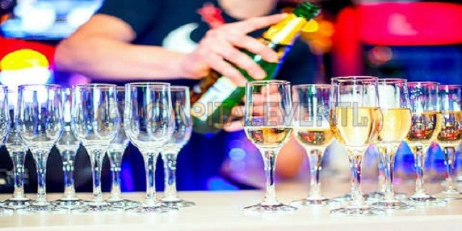 Open Bar per eventi
