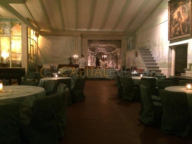 Villa Sospisio Trastevere Roma 10