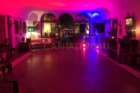 Villa Sospisio Trastevere Roma 14