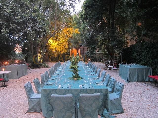 Villa Sospisio Trastevere Roma 22