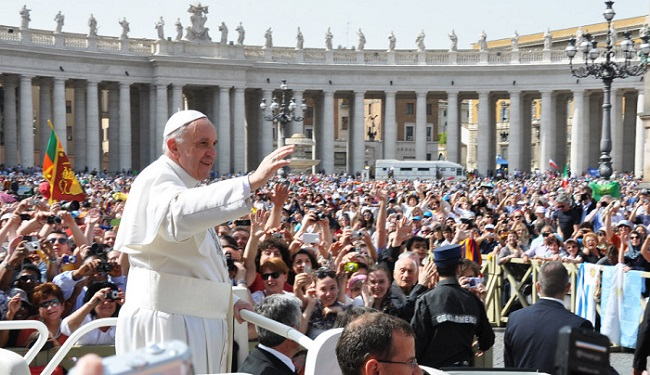 Udienza Papa