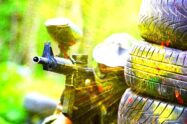 Paintball a Roma