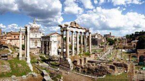 Girare Roma a piedi