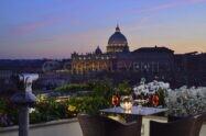 Terrazze di Roma per aperitivi