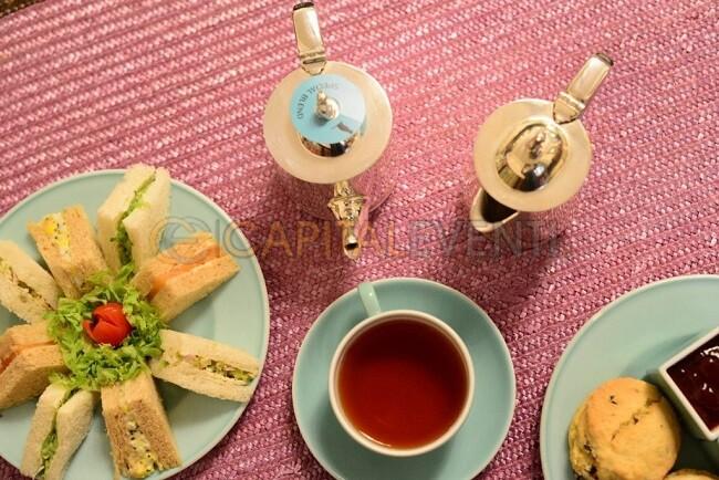 Tea room a Roma